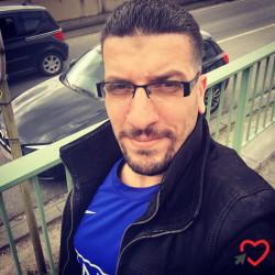 Photo de Salah, Homme 43 ans, de Dinant Namur