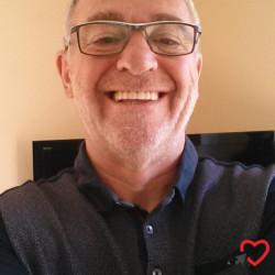 Photo de Rickey, Homme 65 ans, de Saint-Dié Lorraine