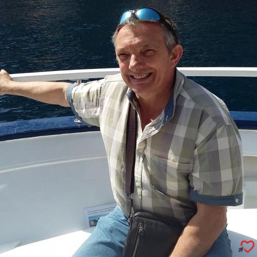 Photo de aldo, Homme 56 ans, de Baud Bretagne