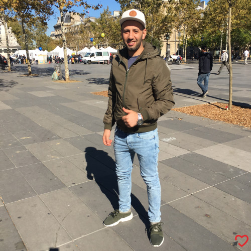 Photo de Samir, Homme 31 ans, de Villiers-Saint-Georges Île-de-France