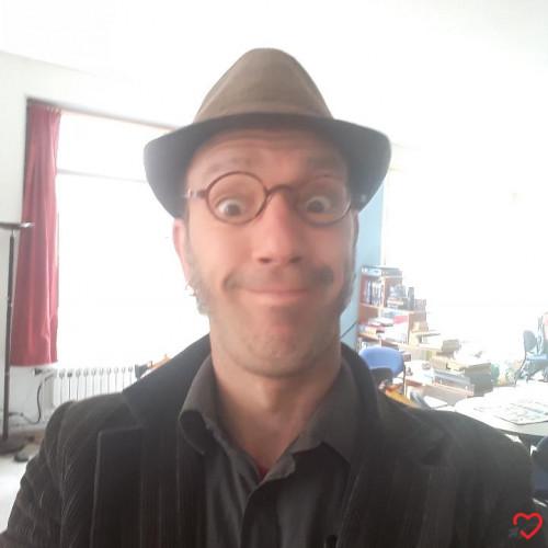 Photo de Hibou, Homme 47 ans, de Carrouges Basse-Normandie