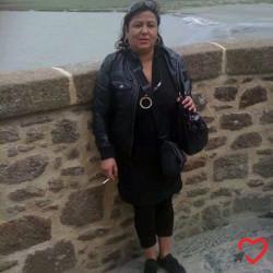 Photo de rachida, Femme 52 ans, de Châtillon Île-de-France