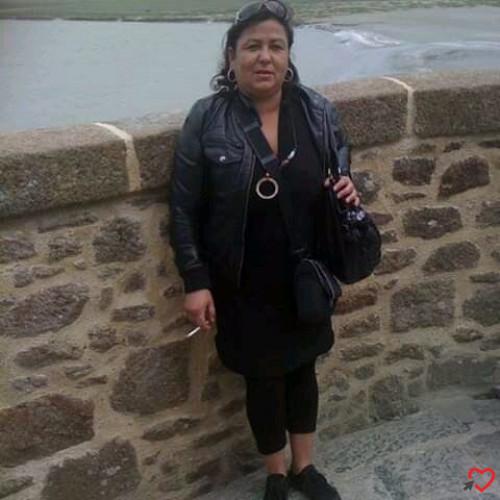 Photo de rachida, Femme 51 ans, de Châtillon Île-de-France