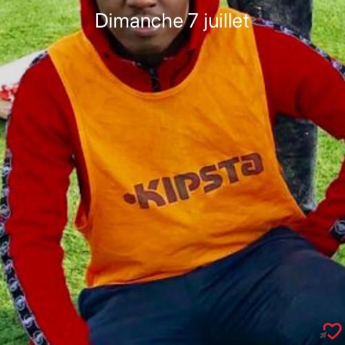 Photo de Fouss95, Homme 21 ans, de Cergy Île-de-France