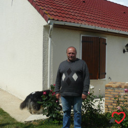 Photo de pat18, Homme 61 ans, de Vierzon Centre
