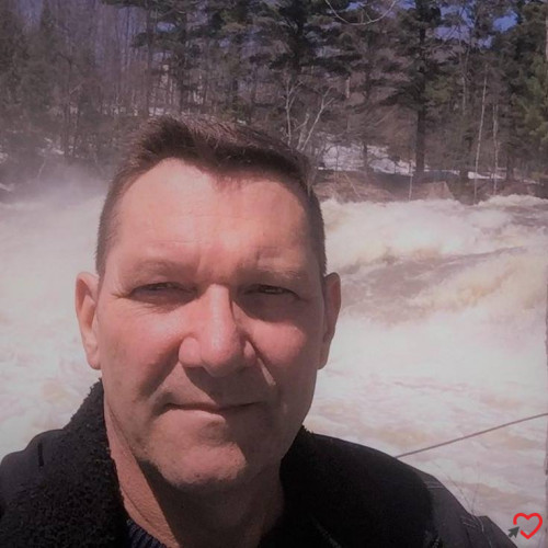 Photo de Hommecoeur, Homme 59 ans, de Saint-colomban Quebec