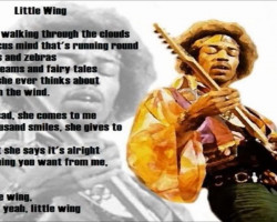 Jimi Hendrix - little wing 1967